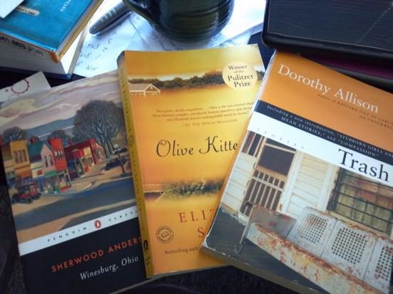 three books one idea